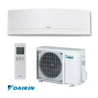 Inverter air conditioner Daikin Emura FTXG50MW / RXG50N