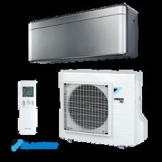 Inverter air conditioner Daikin Stylish Silver FTXA25AS / RXA25A, 9000BTU, А+++, R32