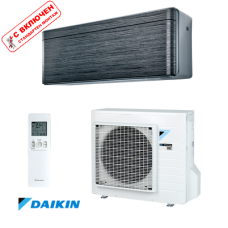Inverter air conditioner Daikin Stylish Blackwood FTXA20BT / RXA20A,7000BTU, А+++, R32