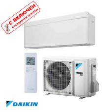 Inverter air conditioner Daikin Stylish White FTXA20AW / RXA20A, 7000BTU, А+++,R32