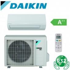 Inverter air conditioner Daikin Sensira FTXF25A / RXF25A, 9000BTU, Class A ++