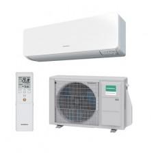 Hyperinverter air conditioner Fujitsu ASHG12KGTB / AOHG12KGCA, 12000BTU, Class A +++