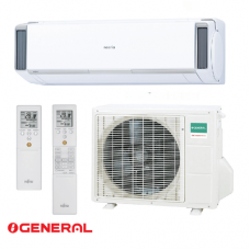 Inverter air conditioner Fujitsu General ASHG09KXCA/AOHG09KXCA NOCRIA X, 9000 BTU, Клас A+++