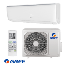 Inverter air conditioner Gree Bora GWH09AAB / K6DNA4A, 9000BTU, А++, WiFi