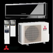 Инверторен климатик Mitsubishi Electric MSZ-EF25VE2B / MUZ-EF25VE, 9000BTU, Клас А+++