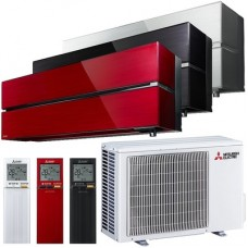Inverter air conditioner Mitsubishi Electric MSZ-LN25VG / MUZ-LN25VG, 9000BTU, WiFi