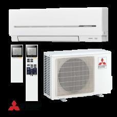 Инверторен климатик Mitsubishi Electric MSZ-SF25VE / MUZ-SF25VE, 9000BTU, Клас А++