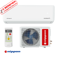 Inverter air conditioner Nippon KFR 24DC ECO SMART, WiFi, A ++