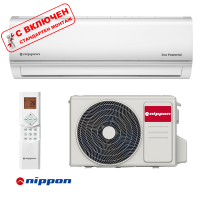 Inverter air conditioner Nippon KFR 12DCA ECO POWERFUL