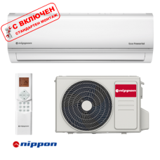 Inverter air conditioner Nippon KFR 09DCA ECO POWERFUL, A ++, WiFi
