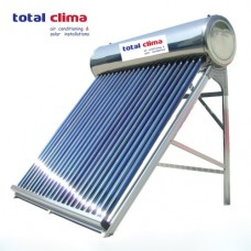Solar collector for hot water under pressure Total Clima HP 160 LUX