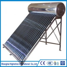 Solar collector with serpentine Sunstar SS-HE 165
