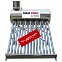 Solar collector for hot water Total Clima SFA 200 LUX