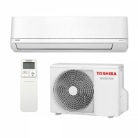 Inverter air conditioner Toshiba RAS-B13J2KVRG-E / RAS-13J2AVRG-E, SHORAI PREMIUM ION, 13000BTU, Class A ++