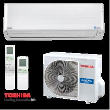 Hyper Inverter Air Conditioner Toshiba Super Daiseikai 9 RAS-10PKVPG-E / RAS-10PAVPG-E, 10000BTU, A +++