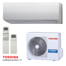 Hyper inverter air conditioner Toshiba Super  Daiseikai 8 RAS-13G2KVP-E / RAS-13G2AVP-E, 13000BTU, Class A +++