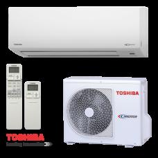 Inverter air conditioner Toshiba Suzumi Plus RAS-B13N3KV2-E1 / RAS-13N3AV2-E, 13 000BTU, Class A ++